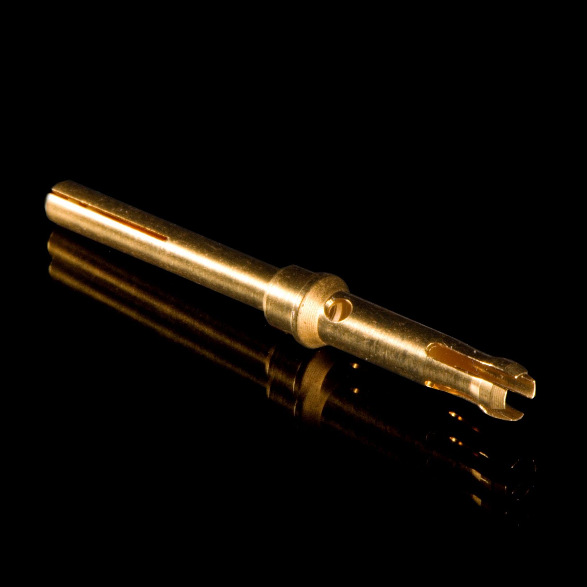 Gold Plated Beryllium Copper Socket