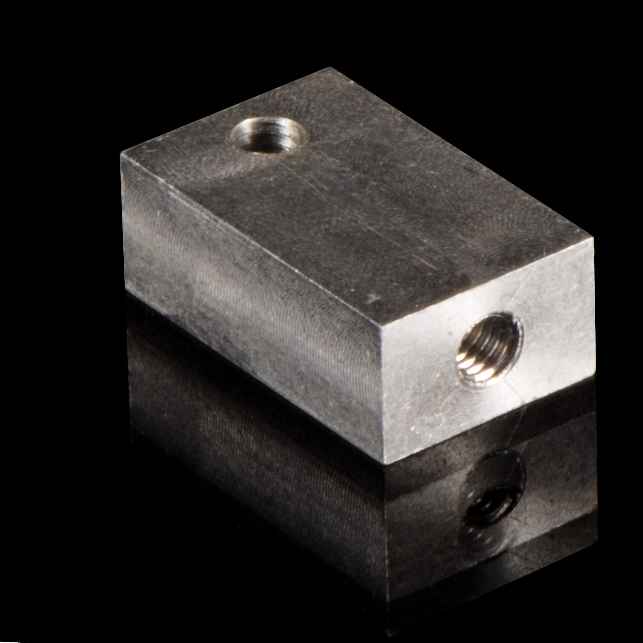 Heat Sink From A CNC Lathe