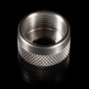 aluminium socket cap